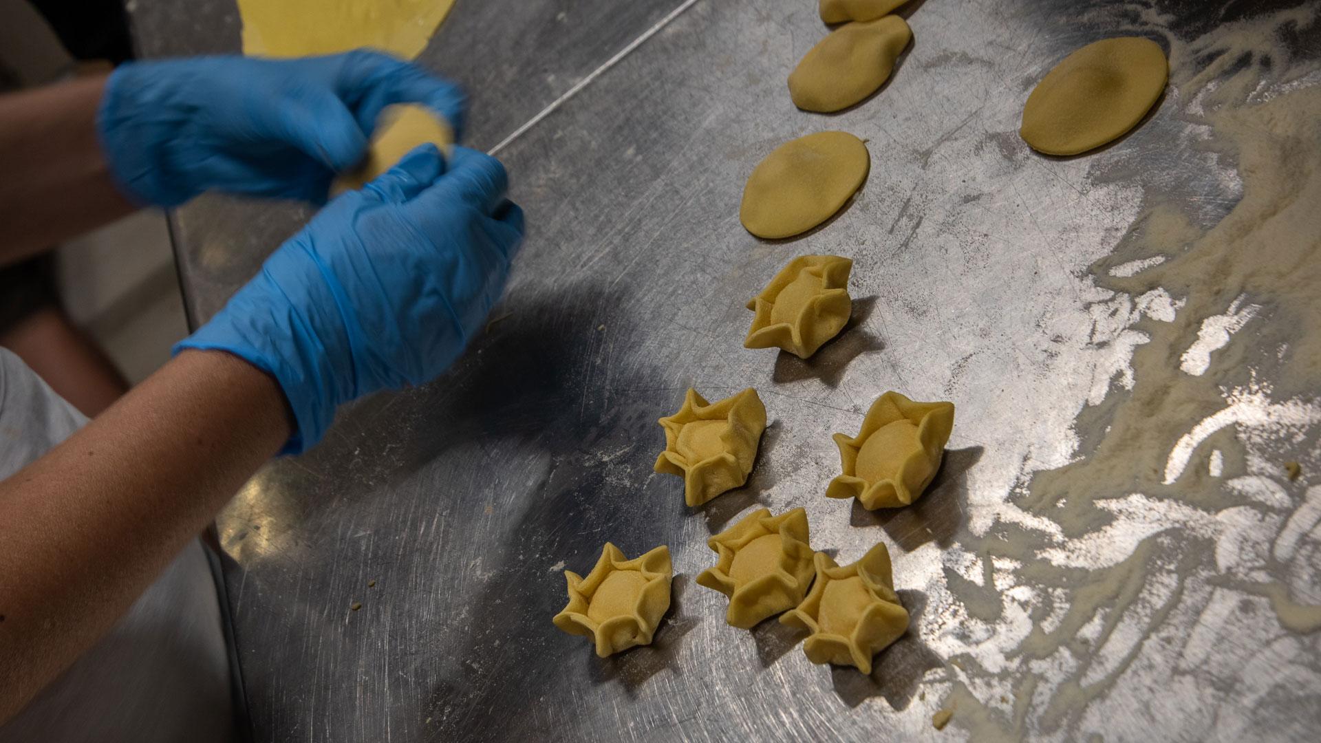 Spaghetti Oi Marì Ristorante