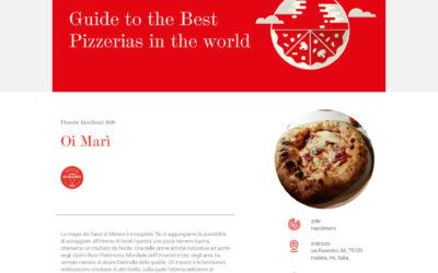 Oi Marì fra le Pizzerie Eccellenti 2020