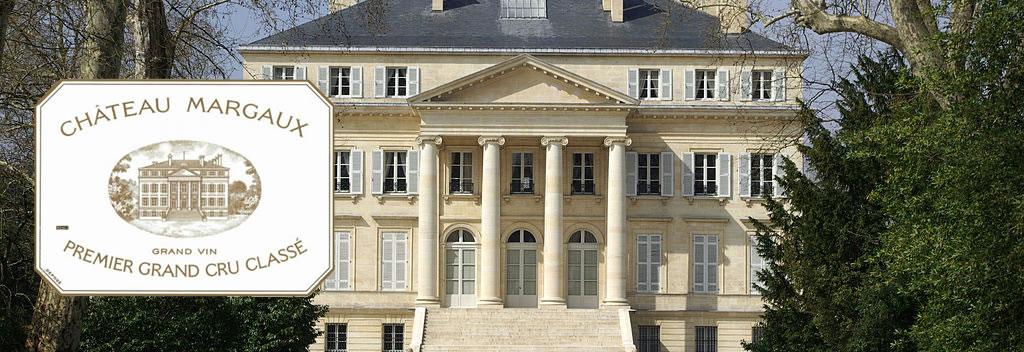 Serata Château Margaux da Oi Marì